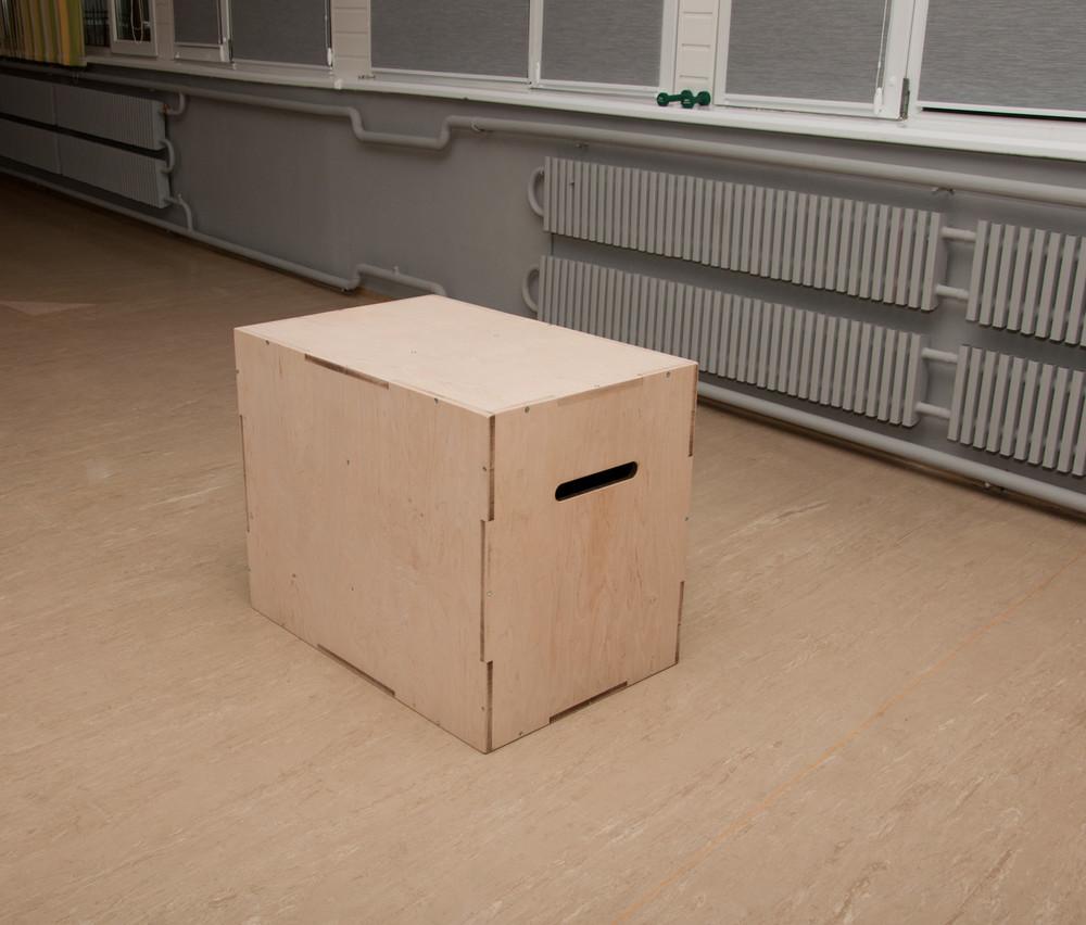 Платформа для кроссфита - плиометрический бокс, харьков фото №1