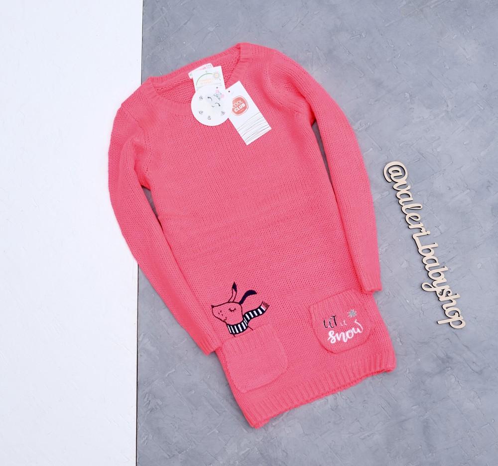 Туника, свитер 128 р фото №1