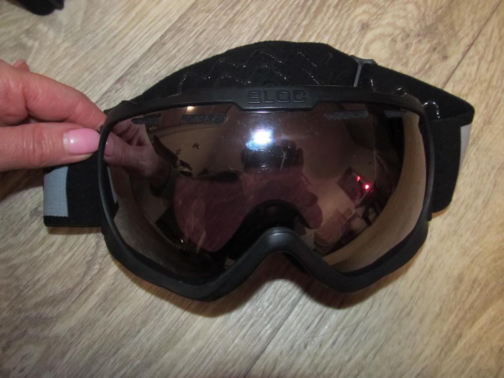 Маска очки лыжная bloc фото №1