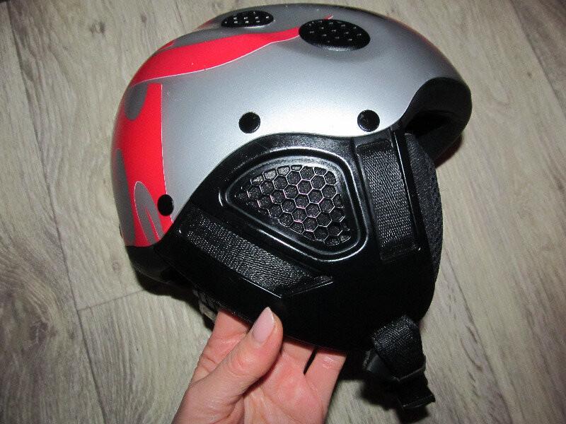 Горнолыжный шлем alpina р.55-57см фото №1