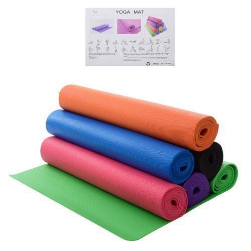 Коврик для йоги 173*61 no33912 фото №1