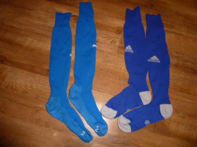 Спортивные гетры р 2 и р 3 puma adidas фото №1
