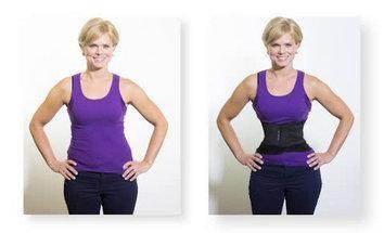 Пояс для идеальной фигуры «miss belt» (мис белт) черный или бежевый фото №1