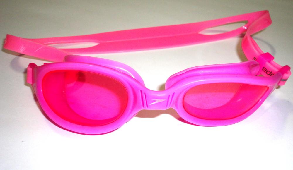 Очки для плавания подростковые - взрослые speedo фото №1