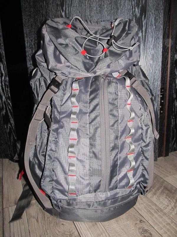 Рюкзак туристический crane 50 л фото №1