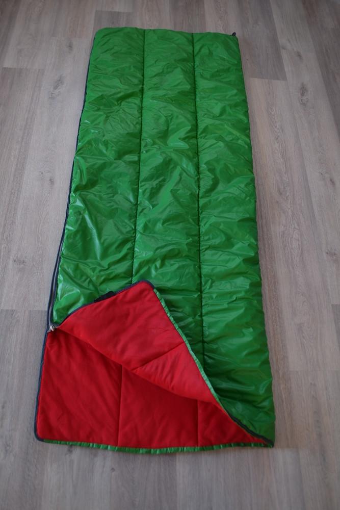 Теплый спальник-одеяло швеция в отличном состоянии фото №1