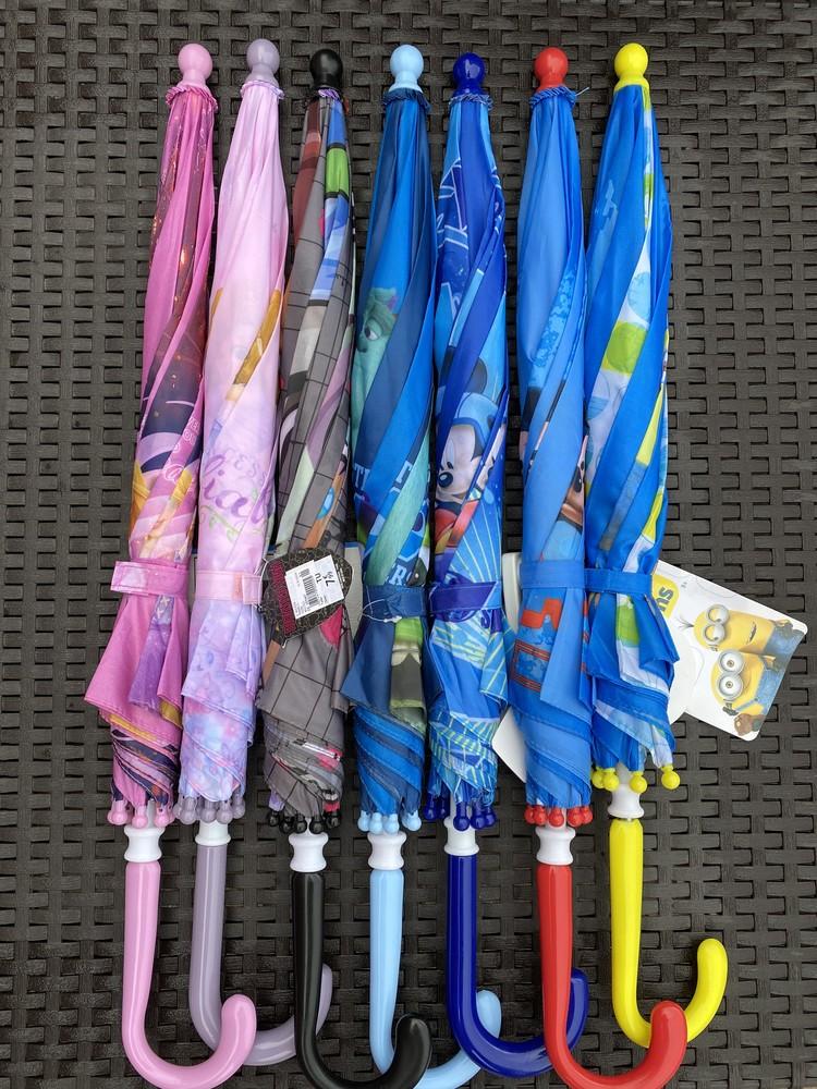 Красочные детские зонты фото №1