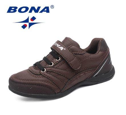 Прогулочные jooging кроссовки бренд bona. р.31-37 разные цвета фото №1