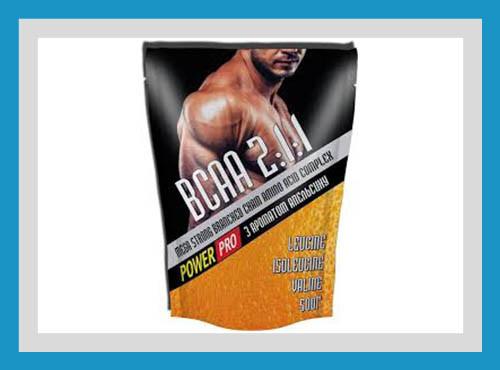 Аминокислота бцаа bcaa 2:1:1 power pro 500 грамм купить bcaa в порошке фото №1