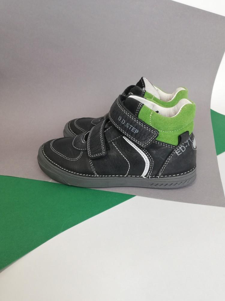 Демисезонные ботинки ddstep для мальчика фото №1