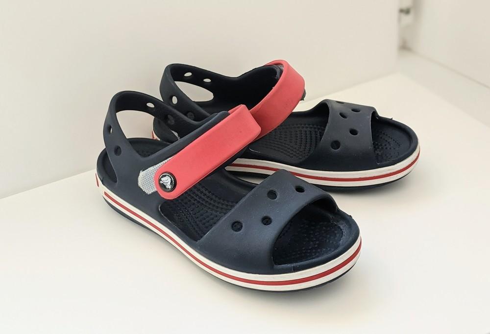 Босоножки crocs для мальчика фото №1