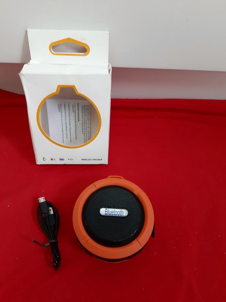 Мини-колонки bluetooth с6 компактная bluetooth-колонка с голосовым управлением реальное фото 1 фото №1
