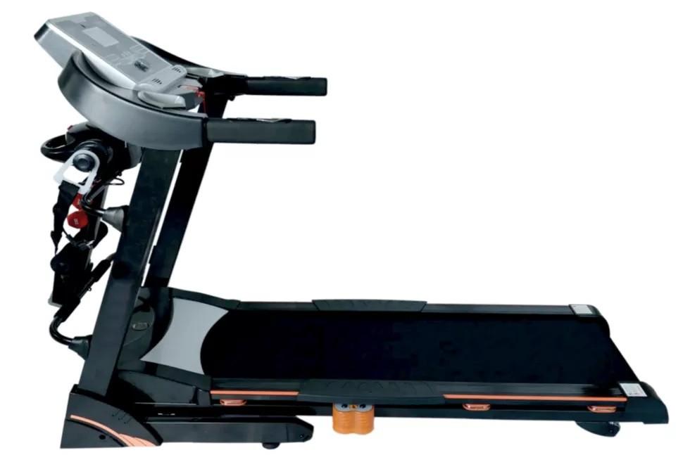 Электробеговая дорожка wiciger 9606m до 120 кг. полупроф. складная фото №1