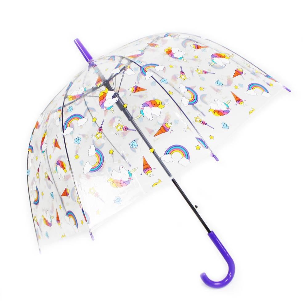 Зонтик детский mk 3621-1 трость фото №1