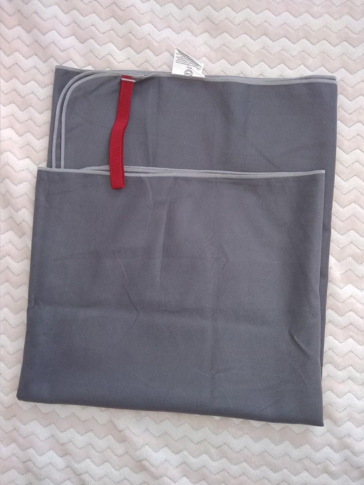 Быстросохнуще полотенце для путешествий и спорта tchibo, 50*100 см фото №1