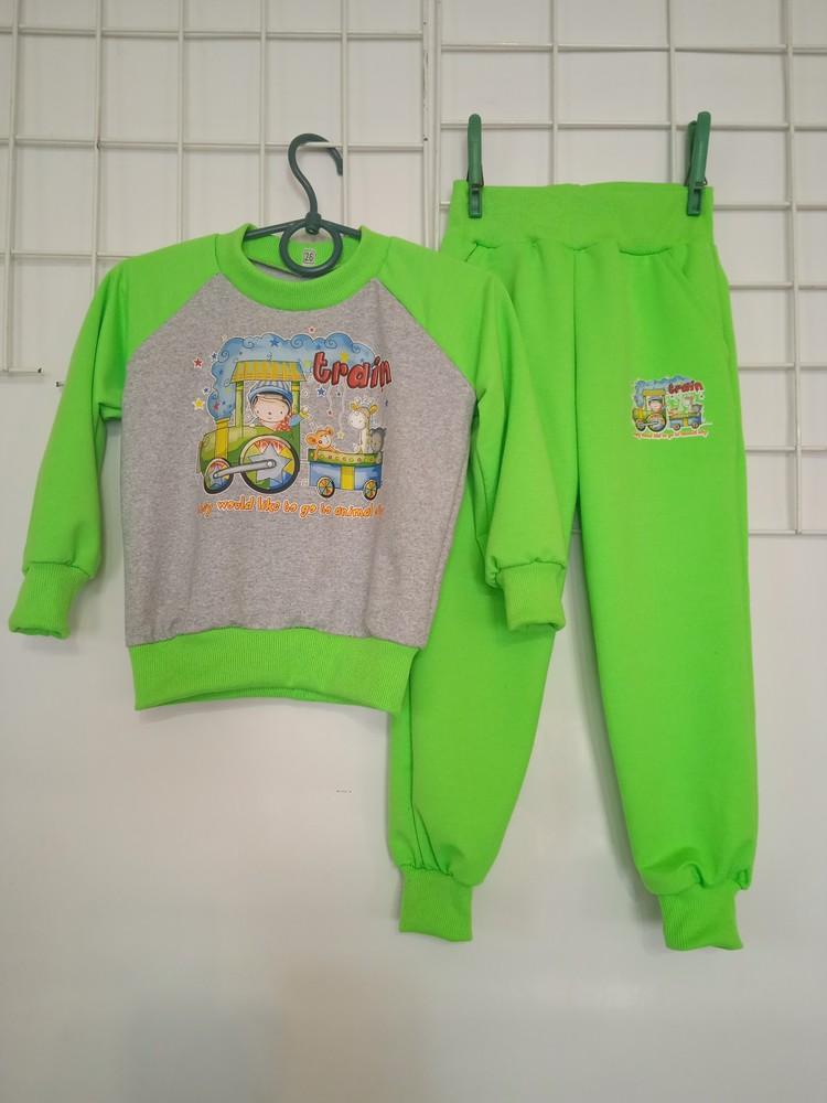 Спортивный костюм для детей фото №1