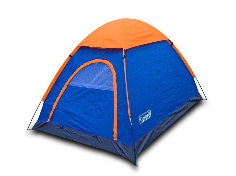 Палатка 2-х местная coleman 3005 двухместная колеман намет фото №1