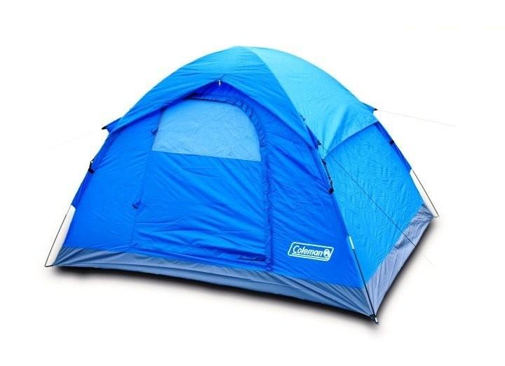 Палатка двухместная coleman 1503 намет колеман туристическая фото №1