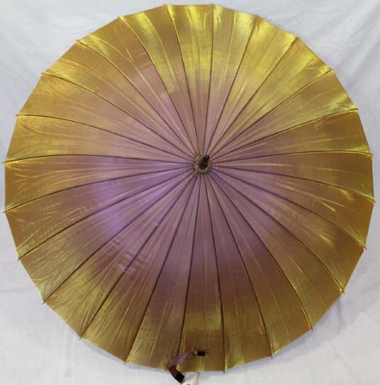 Крепчайший женский зонт хамелеон противоветровый 24 спицы разные цвета! размер купола: 105 см, в с фото №1