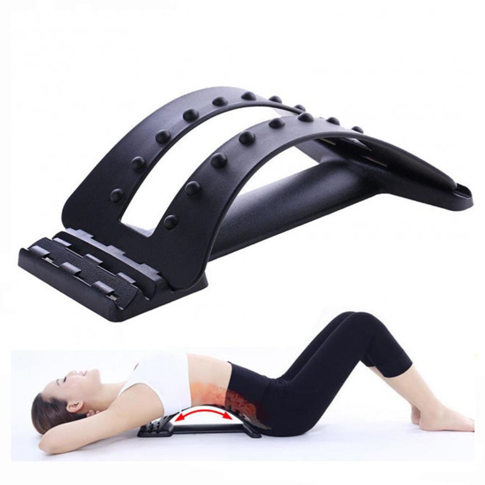 Тренажер для спины массажер для спины magic back support 25409 фото №1