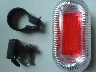 Новый 5 диодный фонарик мигалка фото №1