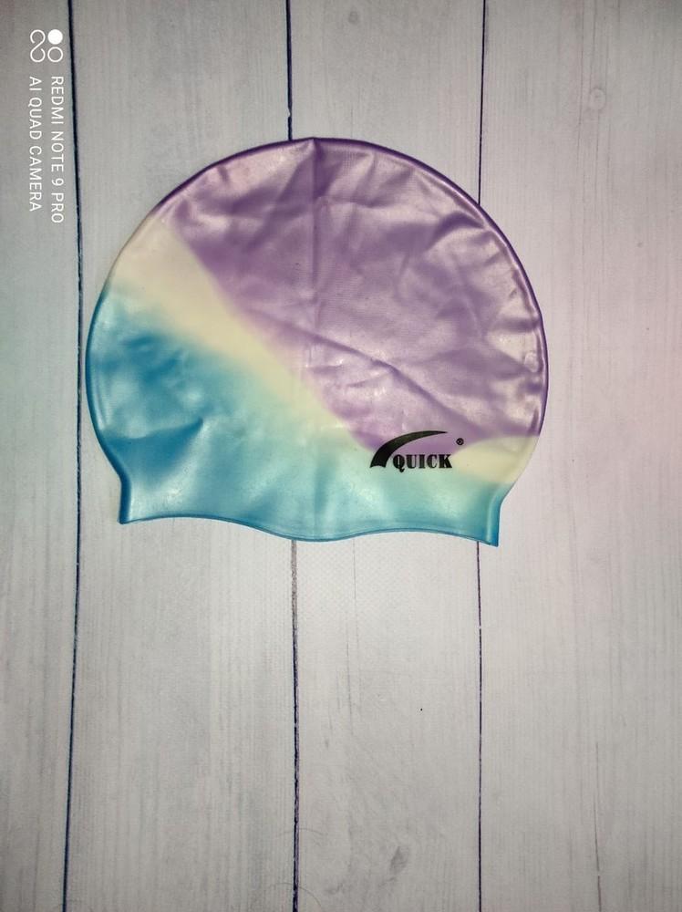 Шапочка для бассейна детская фото №1