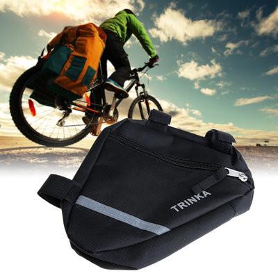 Водонепроницаемая сумка под раму велосумка фото №1