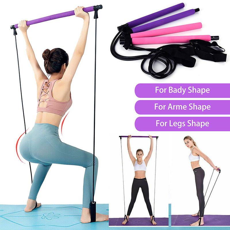 Тренажер для пилатес, йоги для всего тела, empower portable pilates studio фото №1