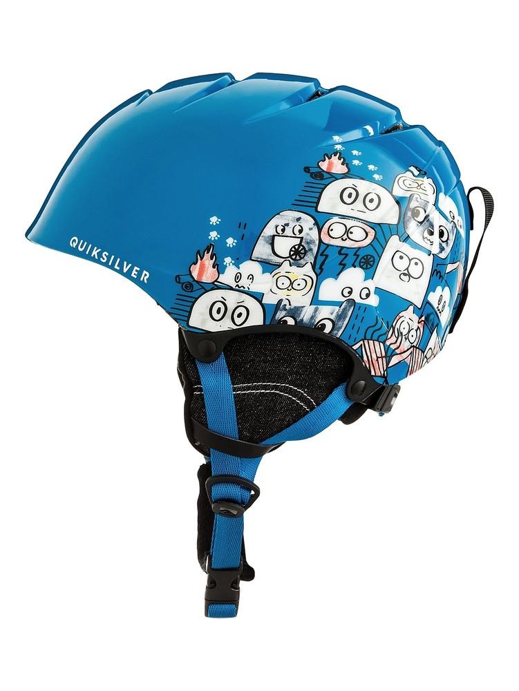 Quiksilver шлем сноуборд, горнолыжка р.52-56см фото №1