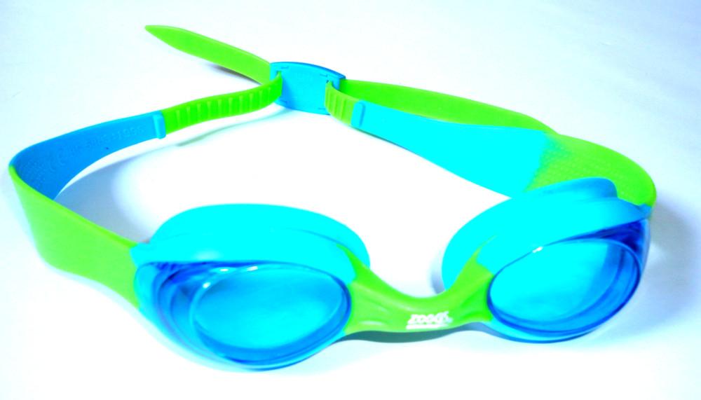 Детские очки для плавания zoggs 3-6 лет фото №1
