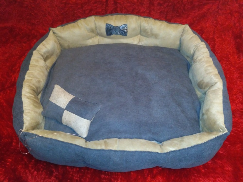 Лежак для собаки 60 на 50 см фото №1