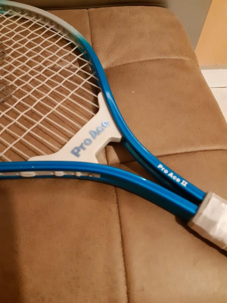 Фирменная теннисная ракетка prince pro ace фото №1