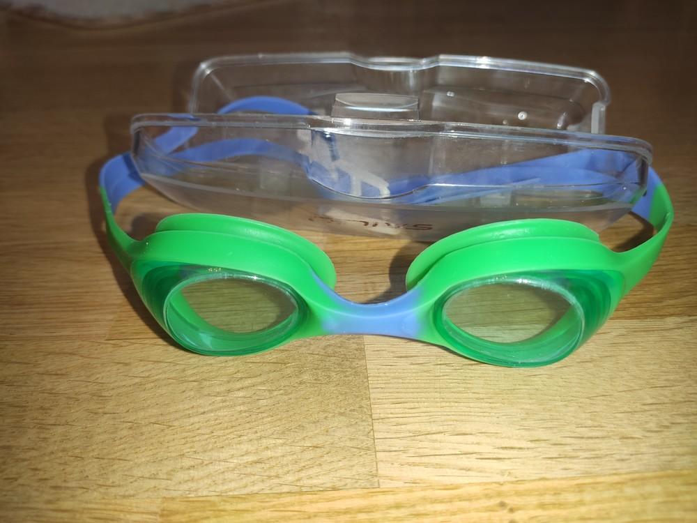Очки для плавания детские, 6-10 лет фото №1